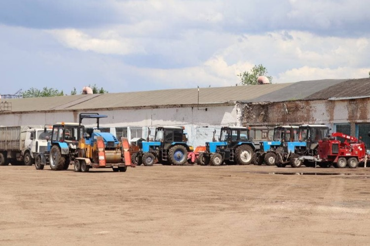 На обновление коммунальной техники в Балаково поступит 44,1 млн рублей