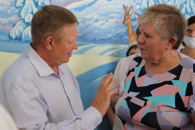 Николай Панков пообещал свозить детей сотрудников БЭТа в цирк