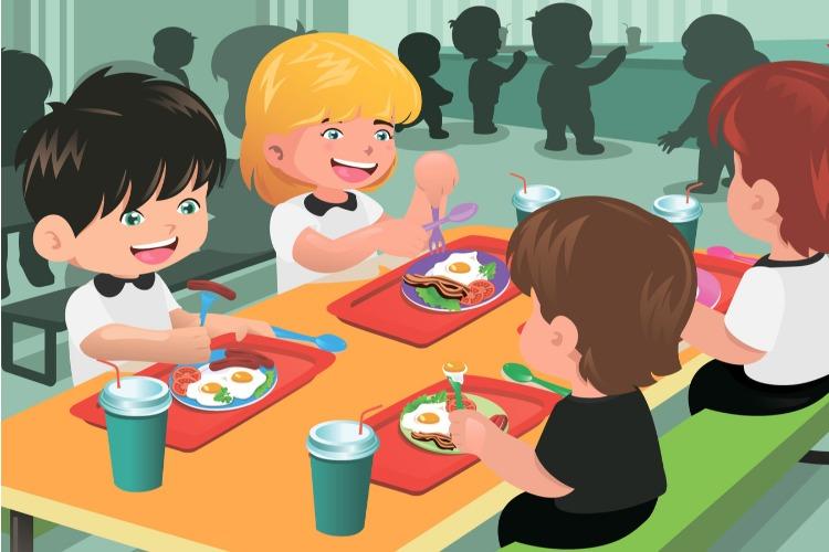 В новом учебном году школьники 1-4 классов будут обеспечены бесплатным горячим питанием
