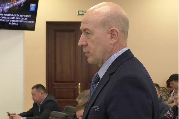 Сергей Грачев жестко раскритиковал зама за неудовлетворительный покос травы