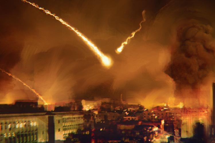 Что случилось этой ночью. Израиль нанес авиаудары по объектам ХАМАС в секторе Газа