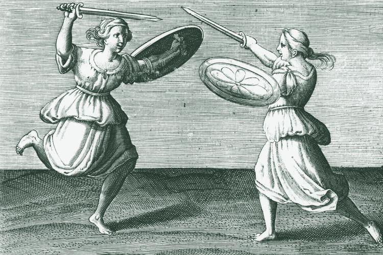 Философский спор двух балаковочек закончился поножовщиной