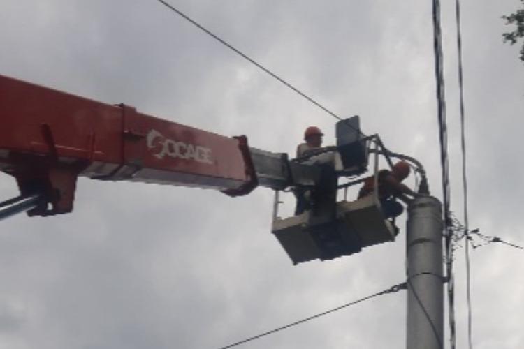 В Балаково в ближайшее время установят 340 светодиодных фонарей