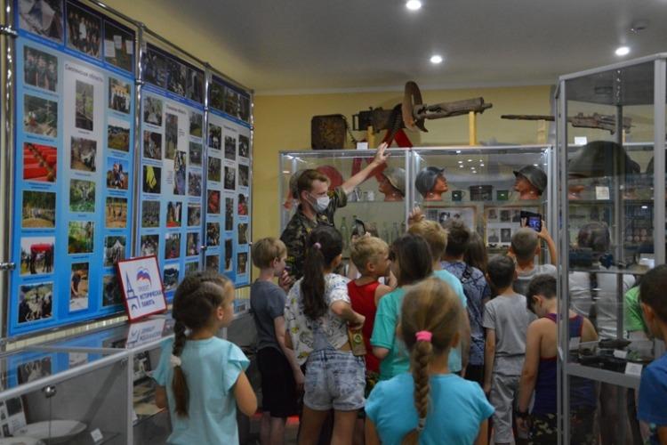 Ученики Лицея побывали в музее Набата