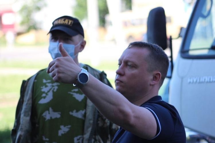Роман Ирисов: По предварительным данным Василенко набрал около 80% голосов избирателей