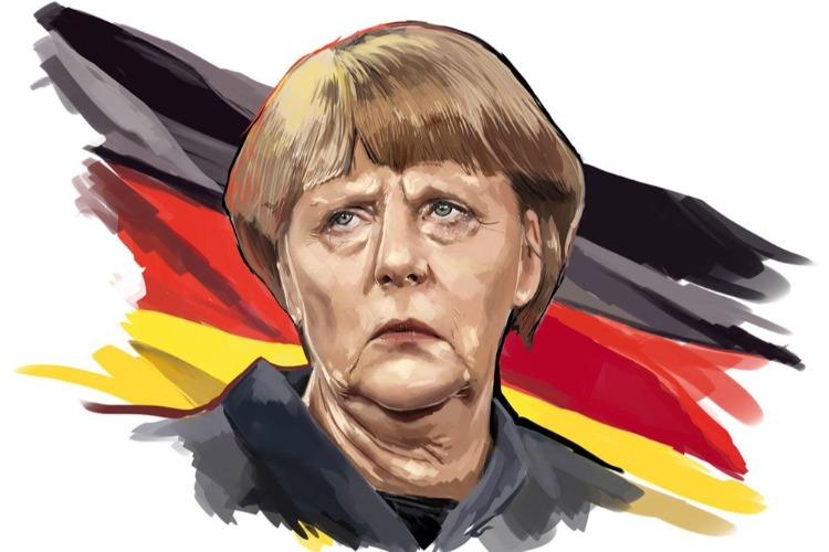 В Германии пристыдили Меркель за покаянные слова перед 80-й годовщиной начала войны
