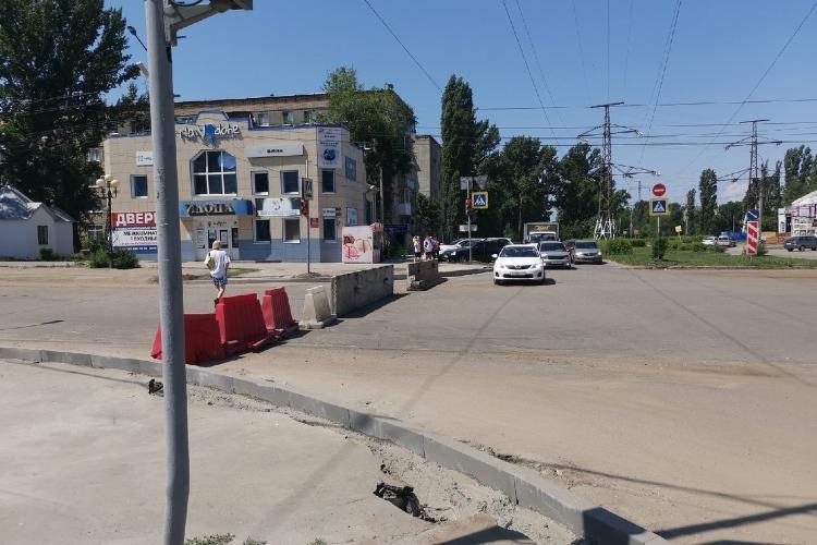 В Балаково закрыто движение по центральной улице города