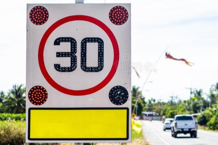 Есть идея снизить порог скорости в городах до 30 км/час. ГАИ как ни странно против