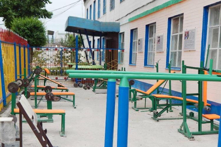 Заключенные готовятся к сдаче нормативов ГТО