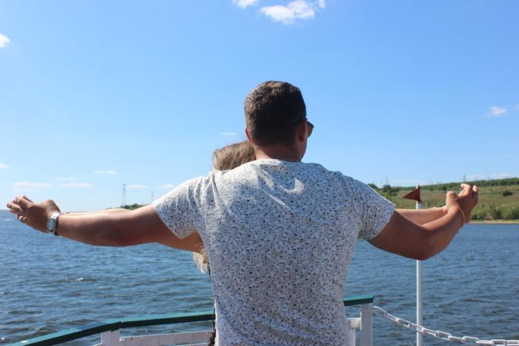 Зачем нам море, когда есть Волга? Наш фоторепортаж