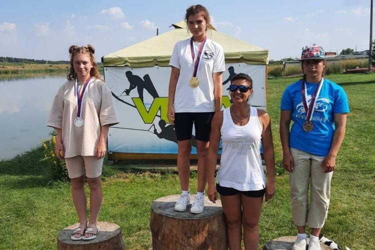 Воднолыжники из Балаково стали призерами международных соревнований