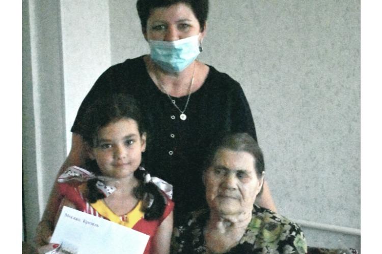Долгие-долгие лета! Труженица тыла приняла поздравления в свой 95-летний юбилей