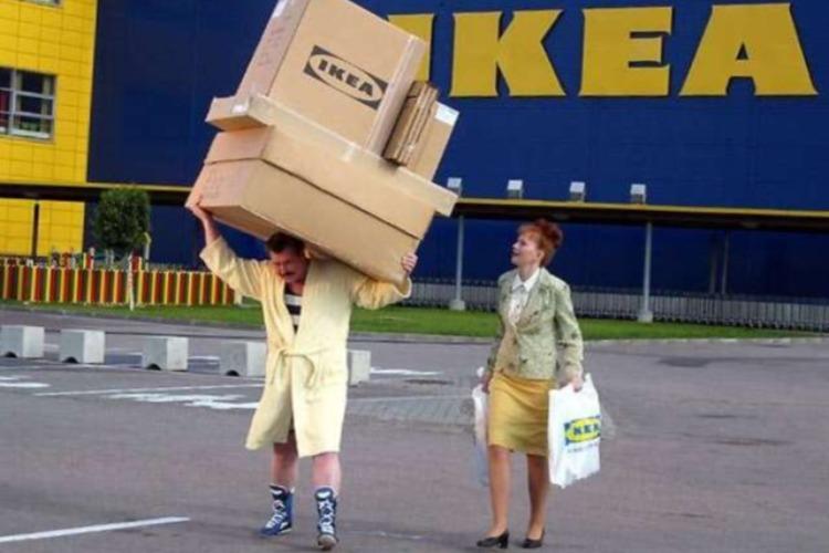 Вячеслав Володин извинился  за Павла Ипатова перед IKEA. Кажется, извинения приняты