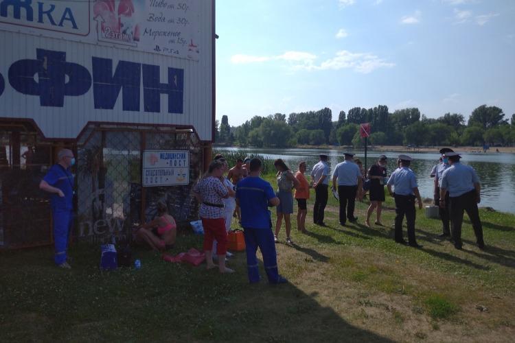На городском пляже Балаково утонул 4-летний малыш