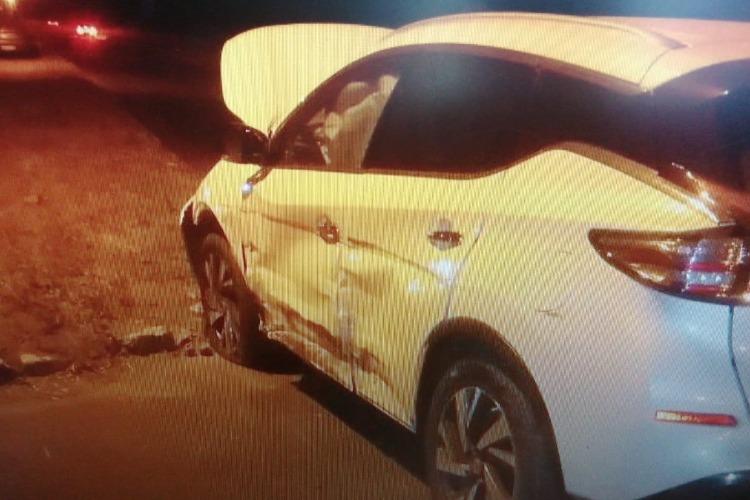 На трассе под Балаковом автоледи на Nissan стала виновницей столкновения