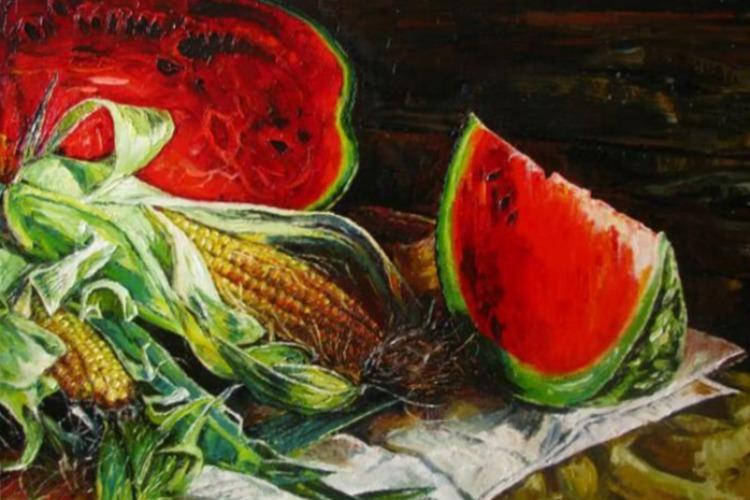 Короли незаконной торговли в Балаково - кукуруза, арбузы и дыни