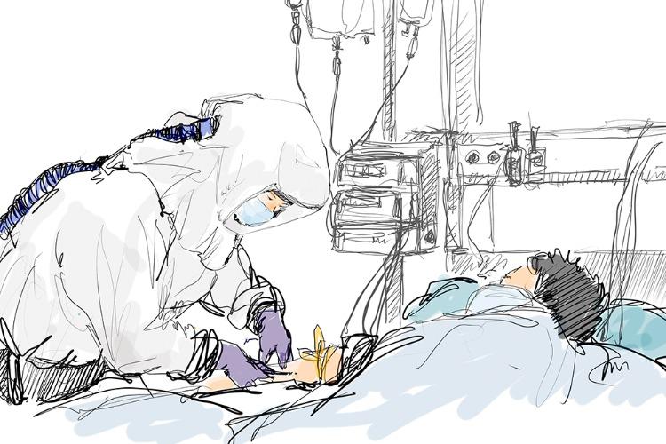 В Саратовской области нашли еще 238 больных Covid-19