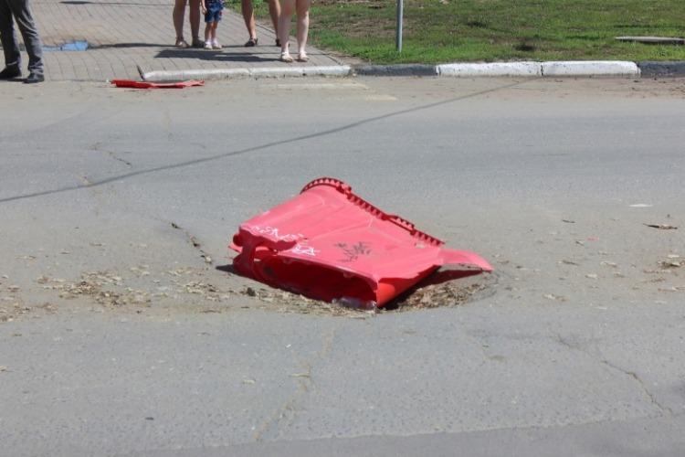 Власти перекроют целую улицу ради ремонта коммунального провала