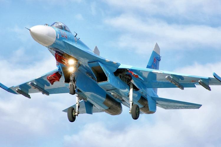 Что случилось этой ночью. Российский Су-27 сопроводил истребитель ВВС ФРГ над Балтикой
