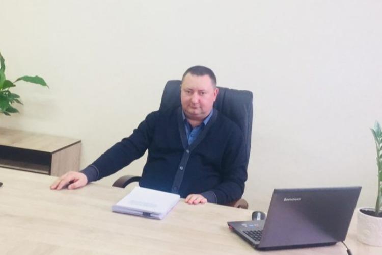 Станислав Мельник дал первое интервью в кресле директора Водоканала