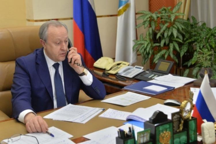 Задай вопрос губернатору Радаеву