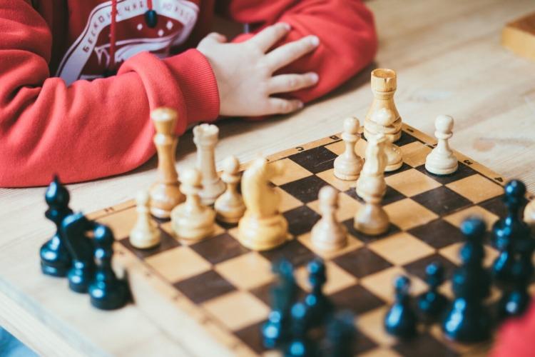 Ход конём: балаковцы привезли две медали с шахматного турнира