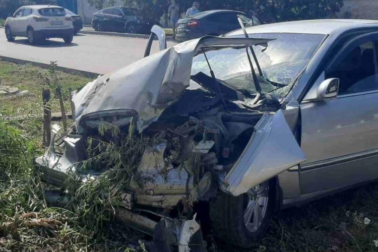 Водителя не спасла от гибели система безопасности дорогого автомобиля