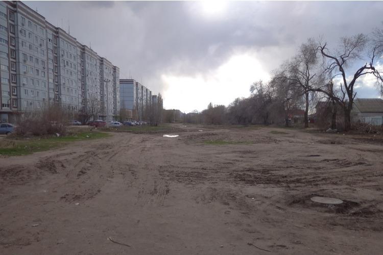 Дорога по Братьев Захаровых должна появиться до 8 октября