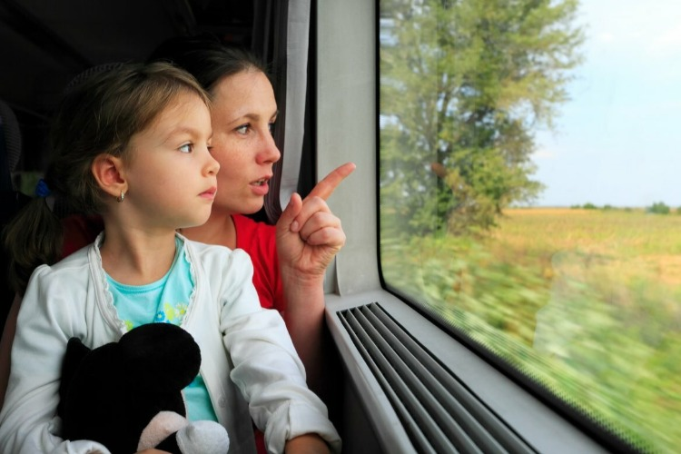 Целые семьи могут сэкономить до 40% на купейных билетах