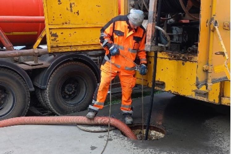 Власти рапортуют об очистке ливневок в Балаково