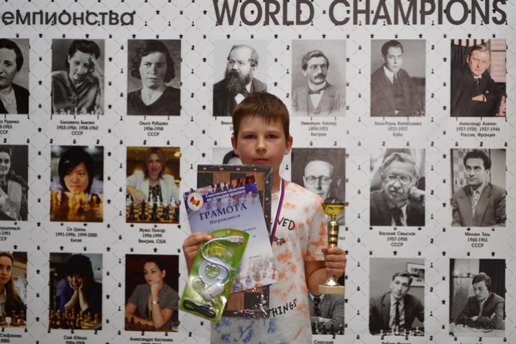Шахматисты из Балаково отличились на чемпионате Саратовской области