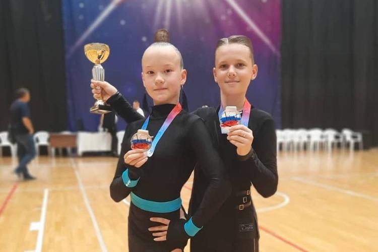 Танцоры из Балаково показали класс на соревнованиях в Сочи