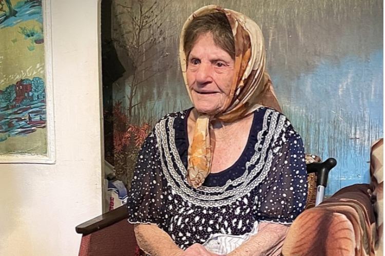 Глава Балаковского района лично поздравил ветерана труда с 101 днем рождения