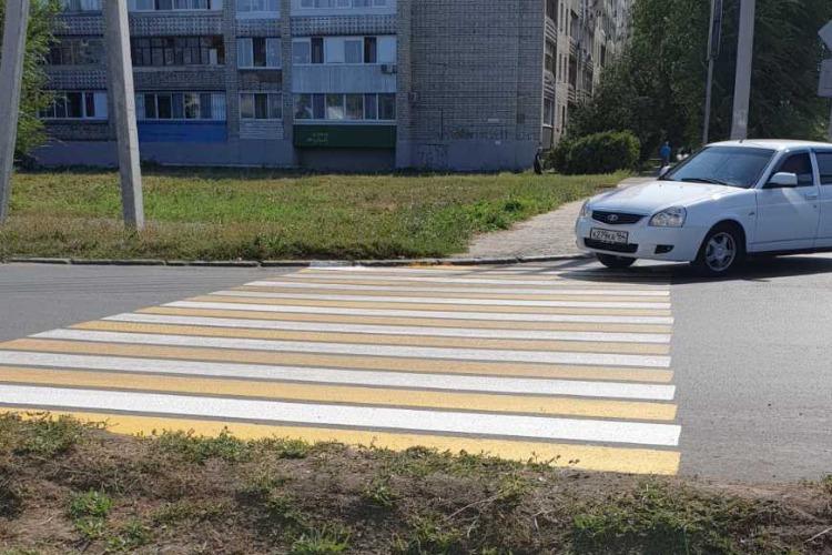 В Балаково появился еще один переход в никуда