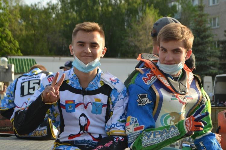 В Балаково пройдет финал командного первенства России по спидвею среди юниоров