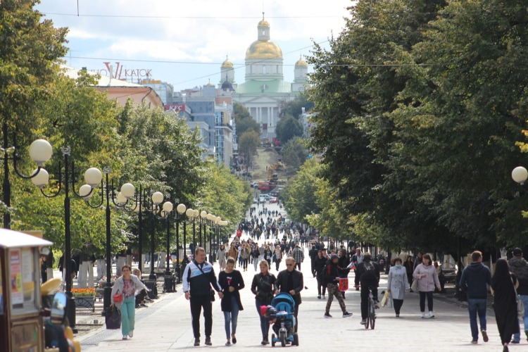 Пешком по Пензе мимо Сталинского центра или причем здесь Суть?