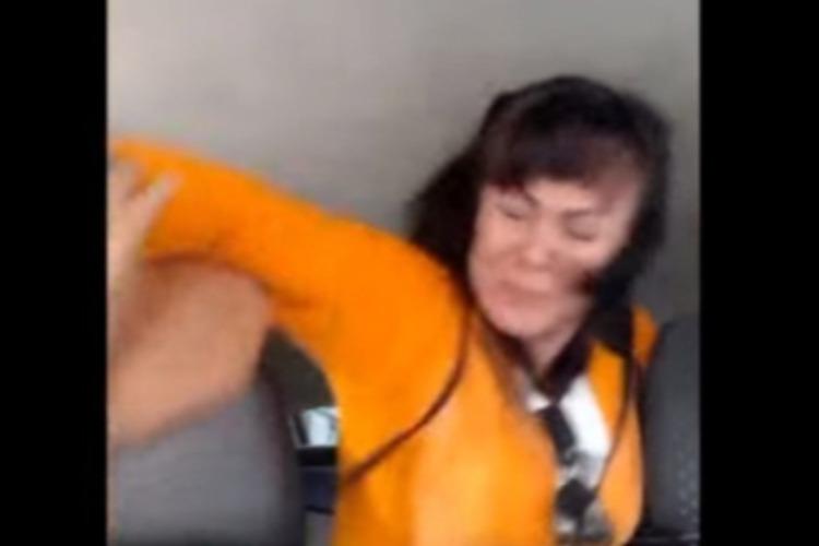 Жительница Балаково напала на таксиста из-за отказа от поездки