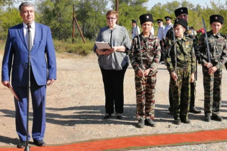 Останки двух воинов Великой Отечественной войны предали родной земле