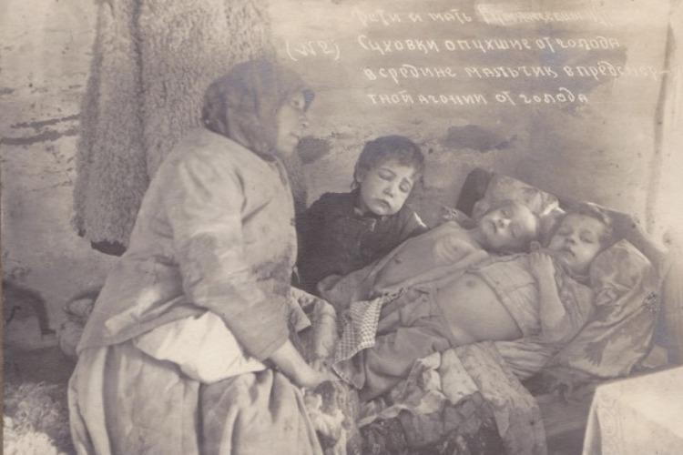Листая подшивки газет Балакова. Причины голода 1921 года