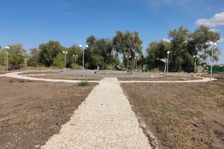 В селе под Балаковом появится променад и живая новогодняя елка