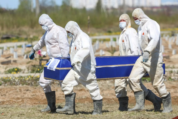 Еще один человек умер в Балаково от коронавируса