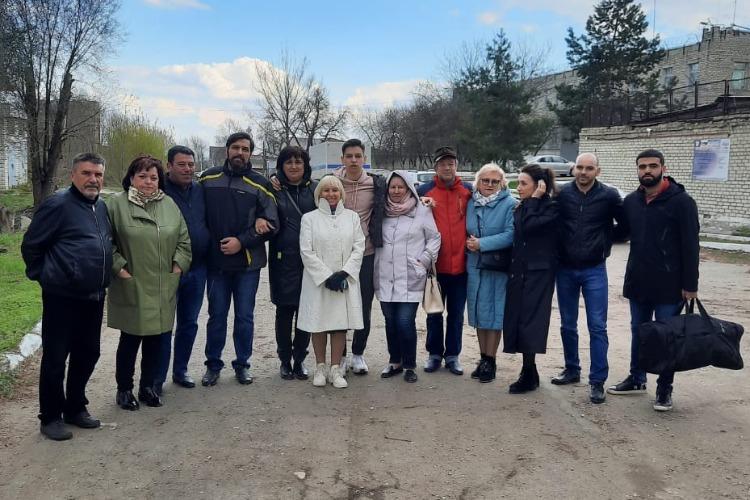 Николаю Сысуеву снова вынесен приговор и снова 14 лет колонии строгого режима