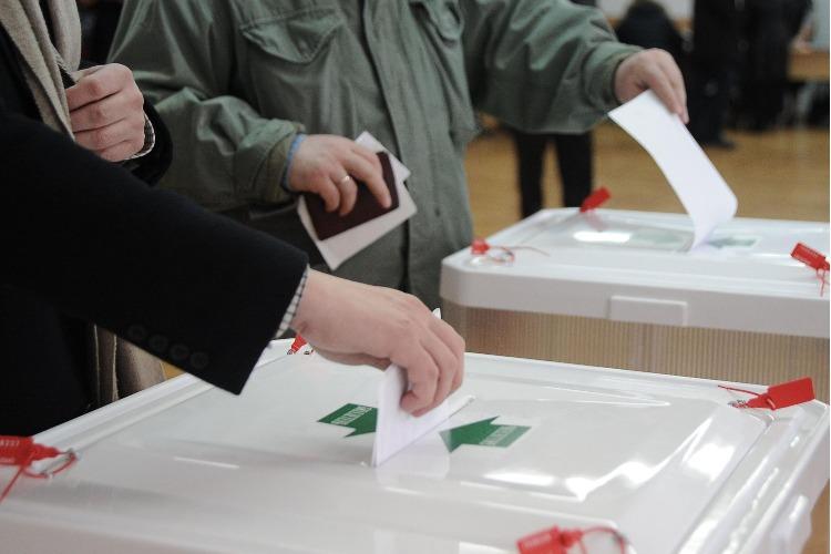 Пора определяться. 3-дневные выборы стартовали в Балаково сегодня в 8 часов утра