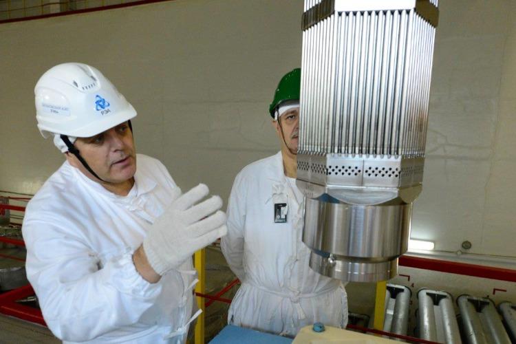На Балаковской АЭС завершились эксплуатационные испытания твэлов с РЕ-МИКС-топливом