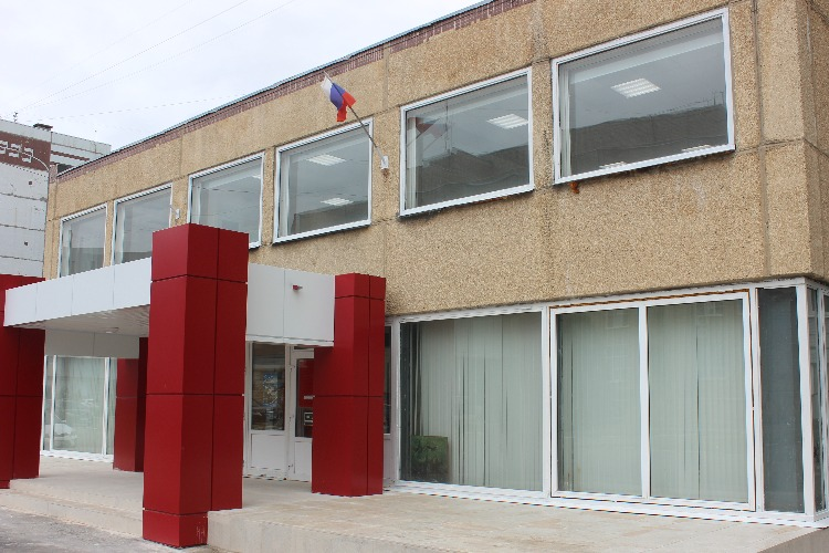 """""""ФосАгро"""" отремонтировала Городской выставочный зал"""