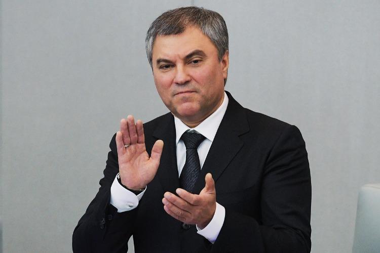 Вячеслав Володин жителям губернии: Спасибо за поддержку, я вас люблю