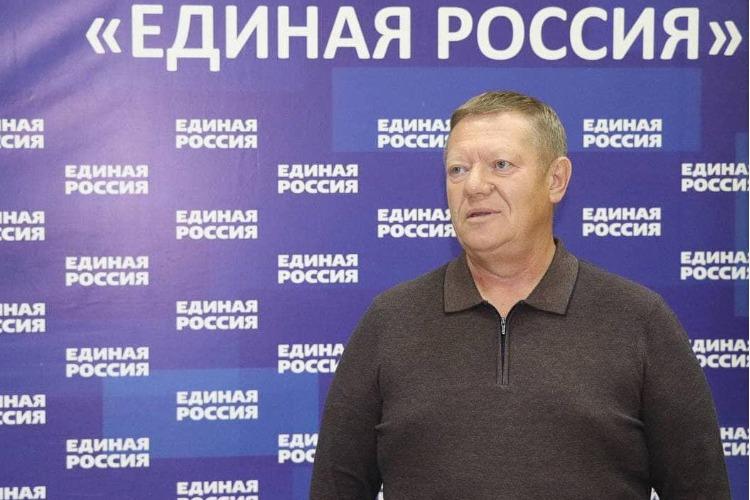 Работаю для вас! Николай Панков поблагодарил балаковцев за поддержку на выборах
