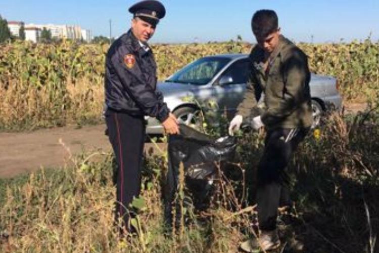 Росгвардейцы из Балаково и Балашова собрали 200 кг мусора