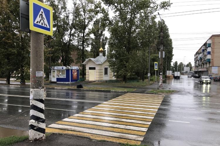 По перспективе установки светофора на Каховской/Минской ясности нет