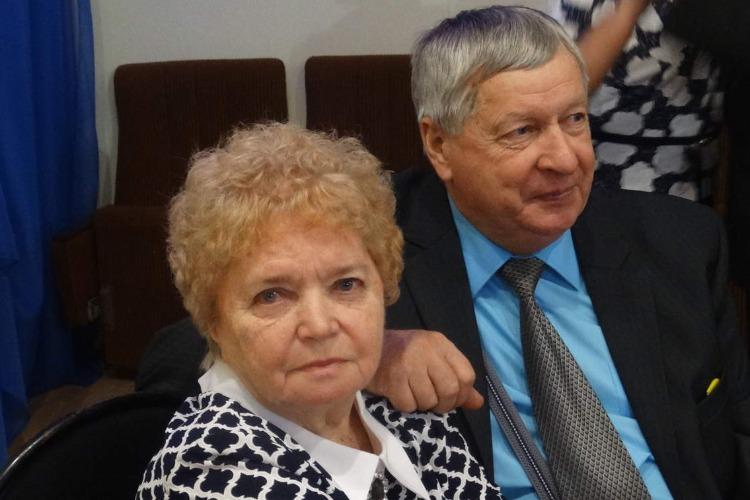 Вслед за Борисом Гречухиным ушла из жизни его супруга - также известный педагог